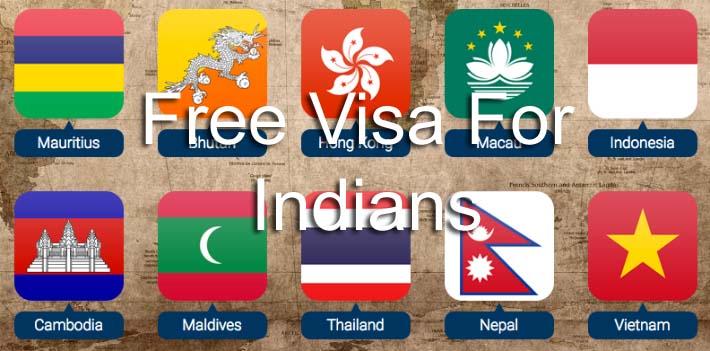 indian free visa