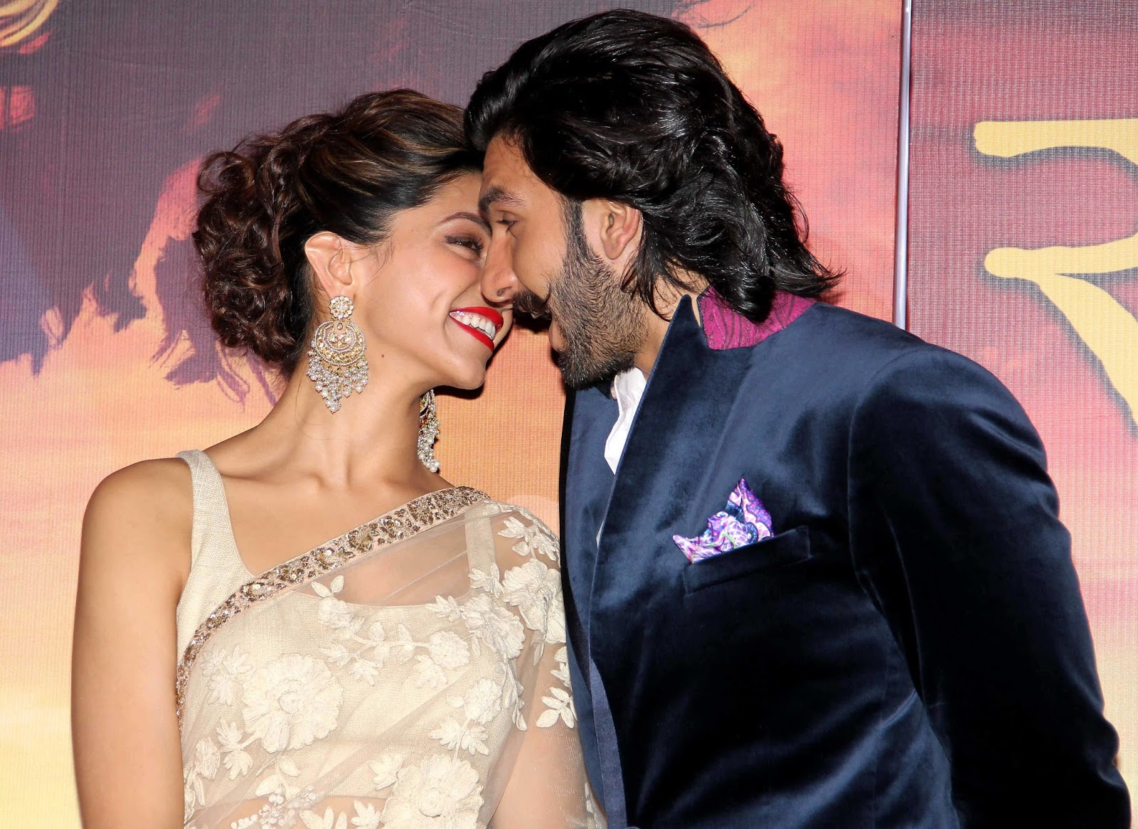 Image result for ranveer singh and deepika with sexy looks
