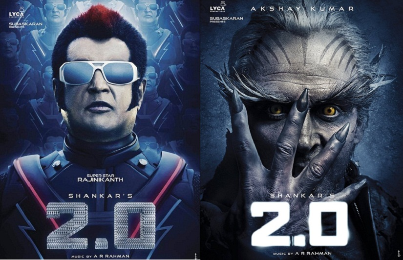 2.0 Movie Cast and Crew Details