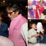 AbRam Thought Amitabh Bachchan Was His Grand Father ! See Photographs