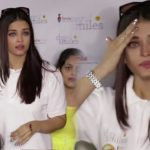 Emotional Aishwarya Rai Bachchan Crying in Public