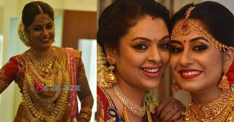 jyothi krishna marriage photos