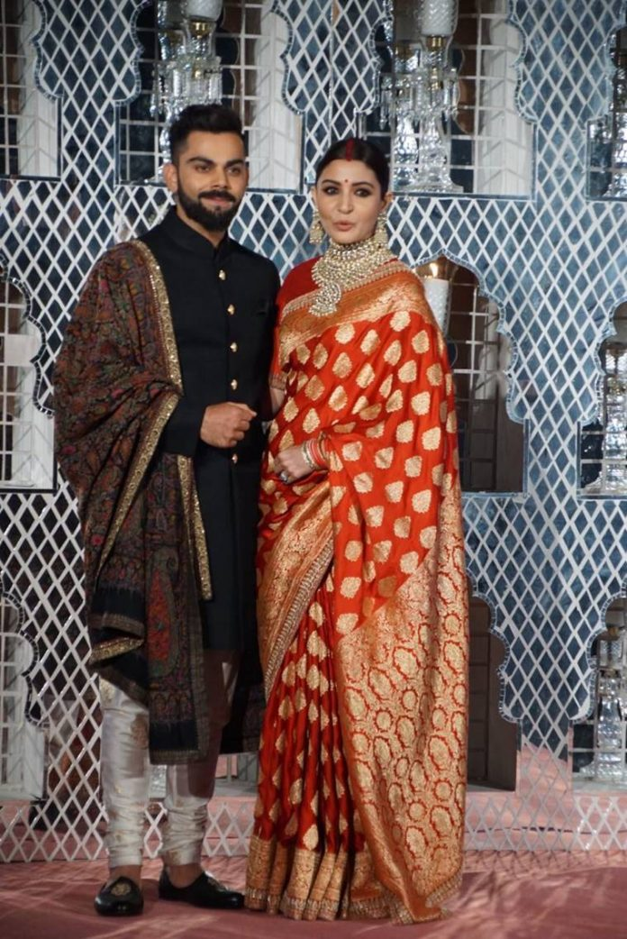 Anushka wedding