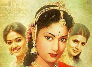 savitri, keerthi, samantha