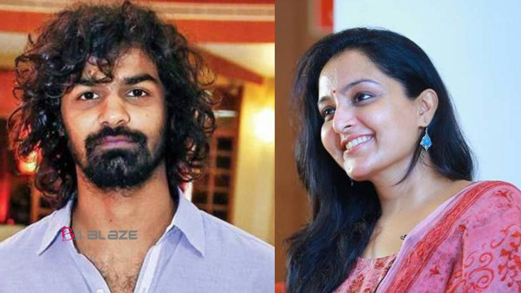 manju warrier and pranav mohanlal