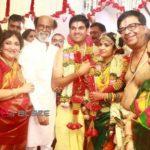 Rajinikanth-attends-the-wedding-reception-of-actor-YG-Mahendra's-son-700x467