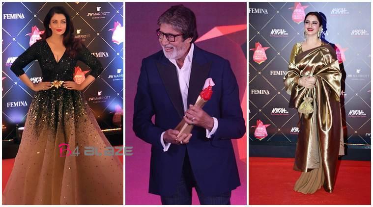 femina-beauty-awards-2018-amitabh-aishwarya-bachchan-rekha-