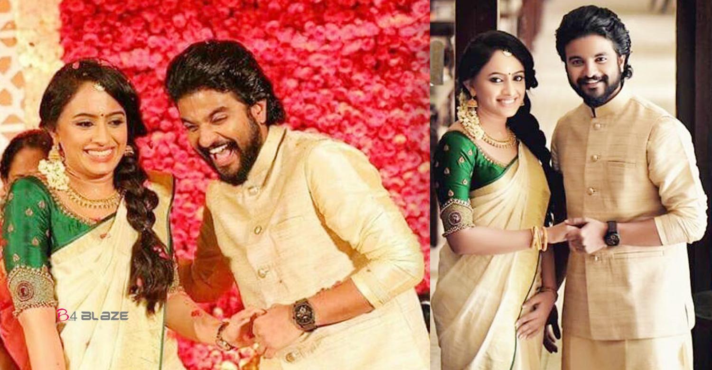actor neeraj madhav engaged