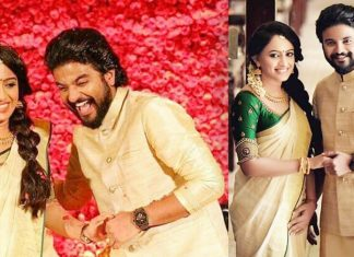 actor neeraj madhav engaged