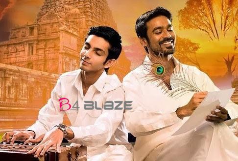 Dhanush And Anirudh