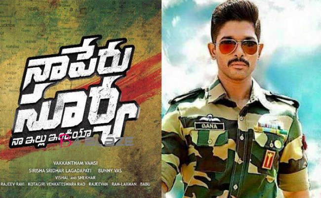Naa Peru Surya Naa Illu India Tamil Movie