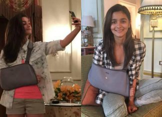 Alia Bhatt injured