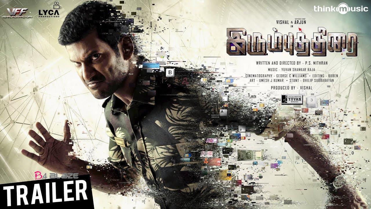 Irumbuthirai Tamil Movie Download