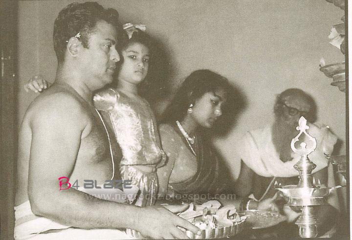 Telugu Veteran Actress Savithri Rare Stills: 'Nadigaiyar Thilagam': Actor Rajesh Opens Up On Savitri