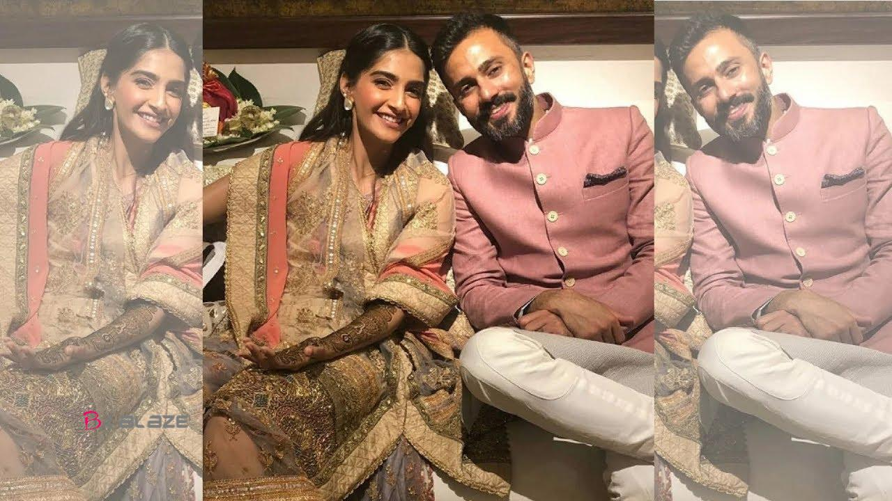Image result for sonam kapoor wedding