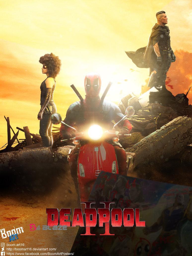 Deadpool 2 download