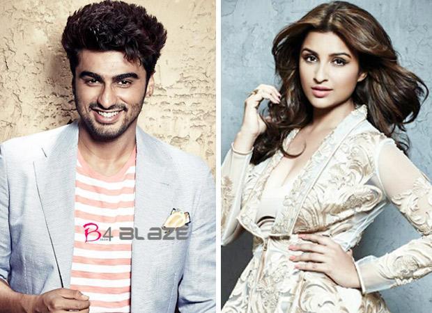 Parineeti brings best out of me while shooting: Arjun Kapoor