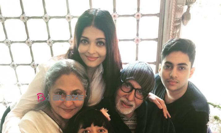 Jaya, Amitabh Bachchan's anniversary