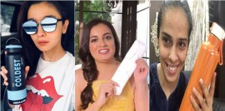Dia Mirza, Alia Bhatt, Saina Nehwal