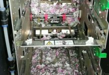 Rodents chew cash worth INR 1.2 million in an ATM in India