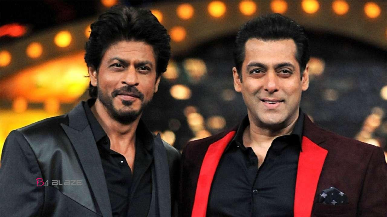 SRK thanks Salman for making 'Zero' dream come alive