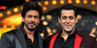 SRK thanks Salman for making 'Zero' dream come alive