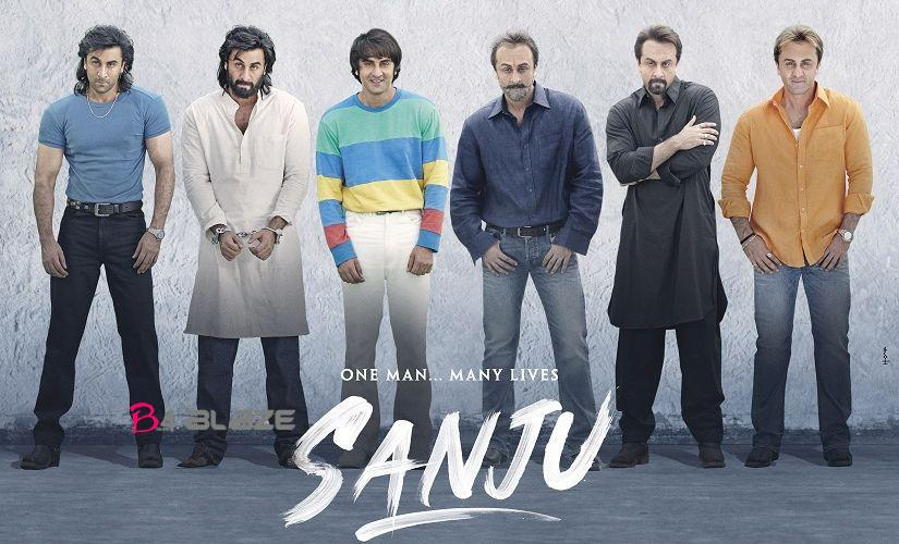 Sanju movie box office collection