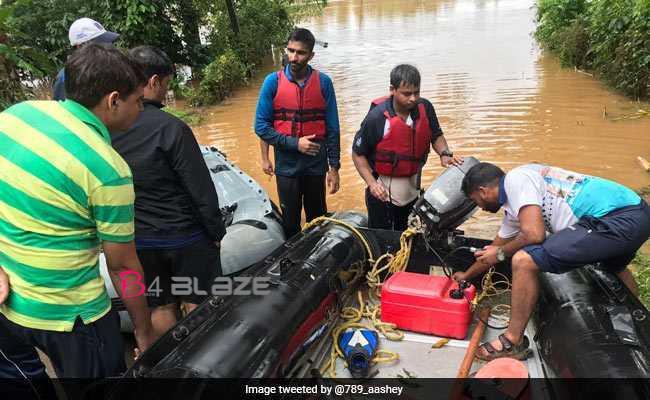 Kerala Floods Navy Help