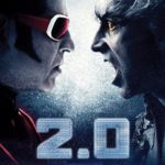 """Poster for the movie """"2.0"""""""