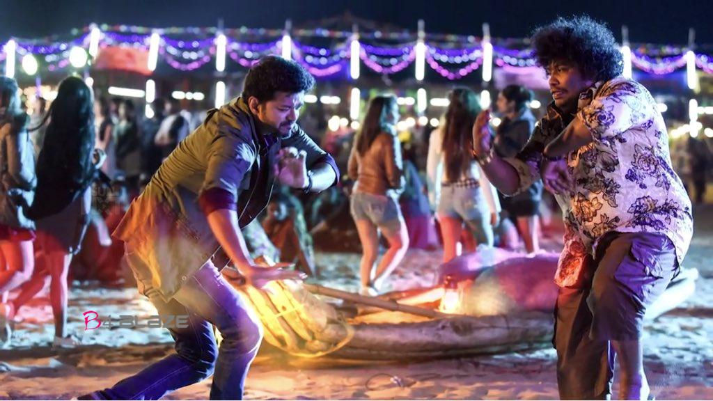 Fabulous sound dispatch got ready for Vijay's Sarkar!! - B4blaze