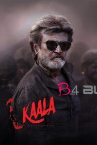 "Poster for the movie ""Kaala"""