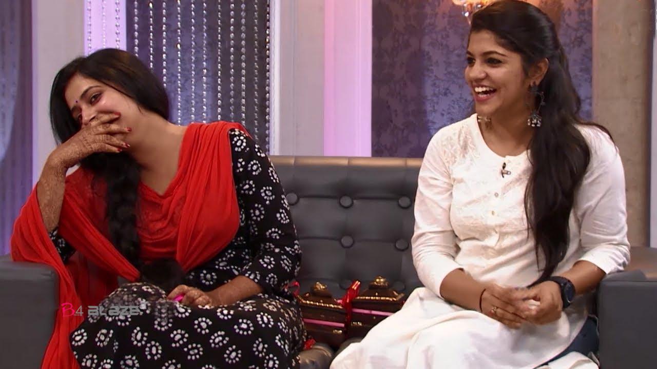 anu sithara and aparna balamurali
