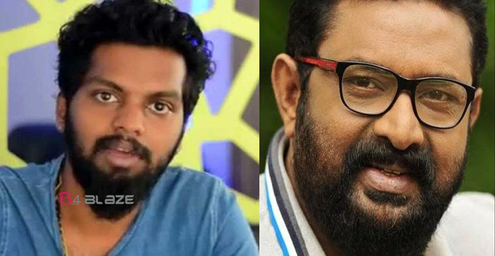 Balu Varghese and Lal