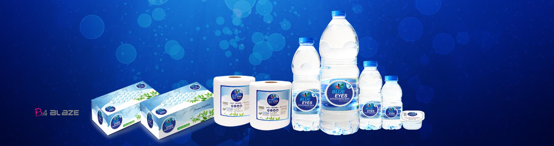 Blue Eyes Water products-banner