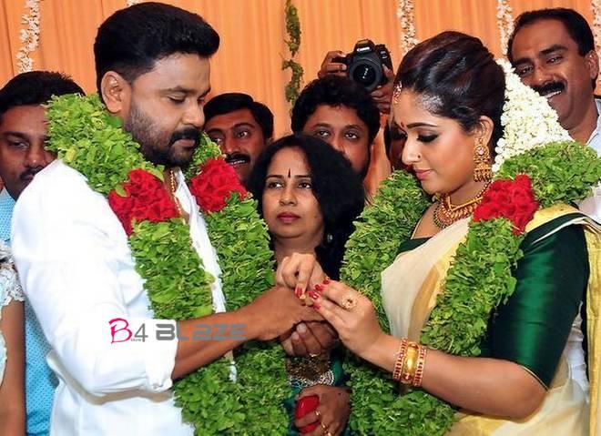 Kavya and Dileep