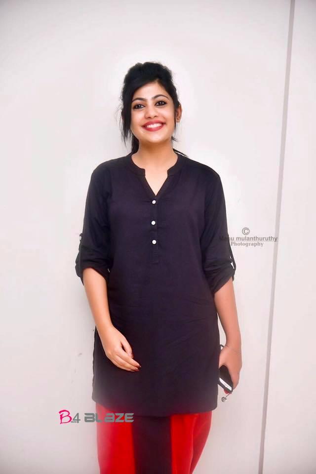 Nayana-Anil-churidar-photo