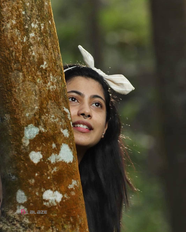Nayana anil new photo