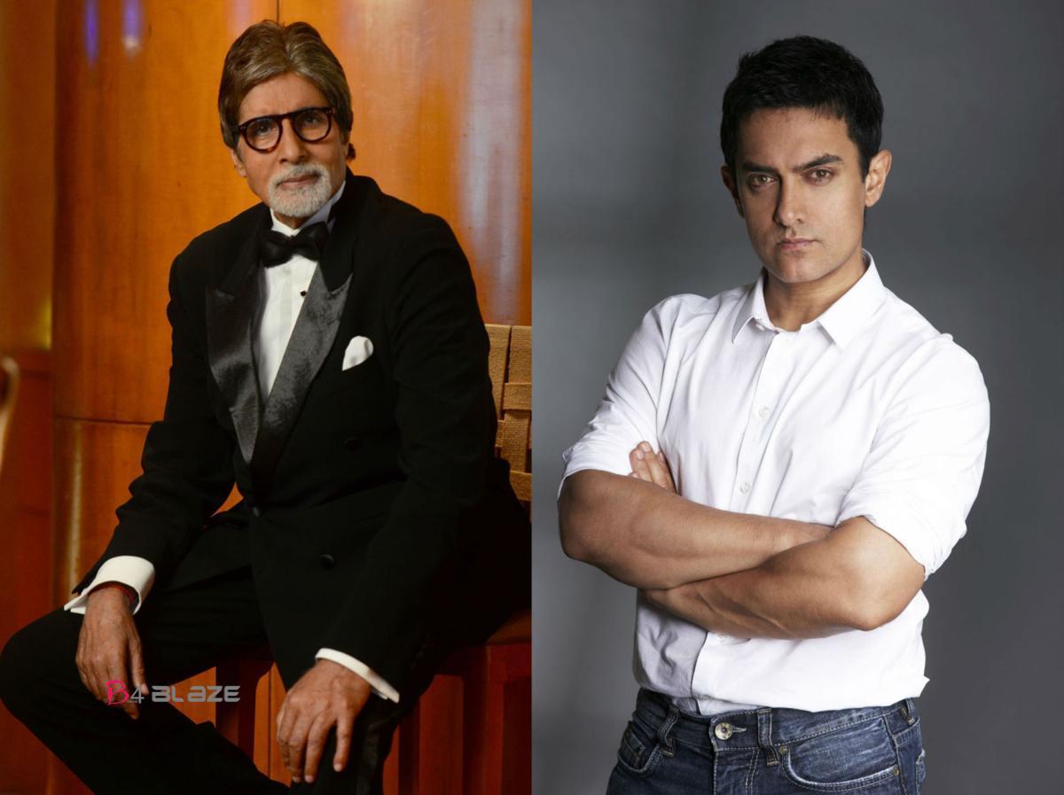 Amitabh Bachchan-Aamir Khan