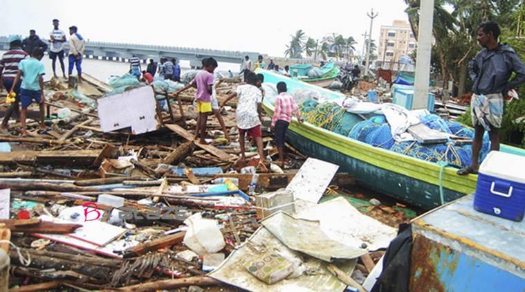 gaja cyclone