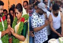 dileep kavya madhavan wedding annuversary