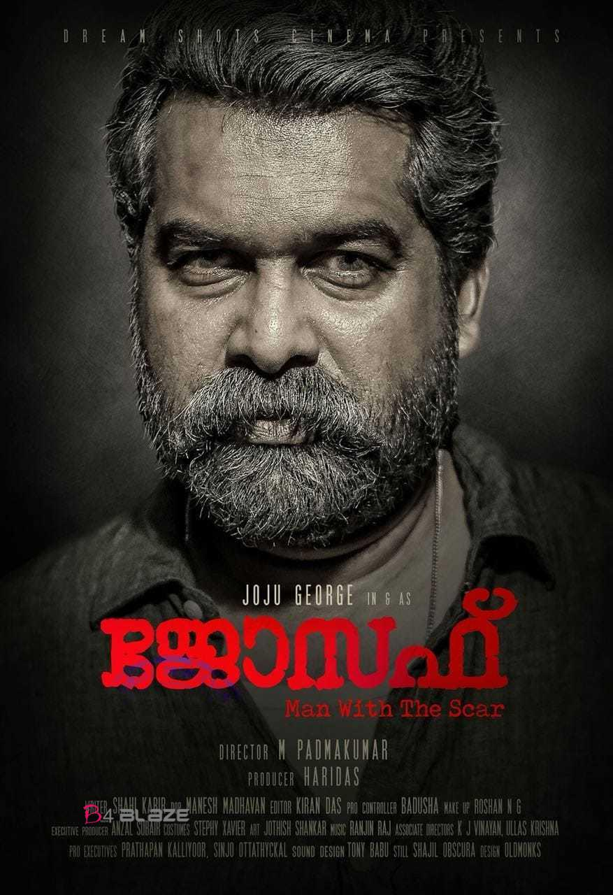 Joseph Malayalam Movie Poster