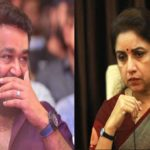 revathy against to mohanlal