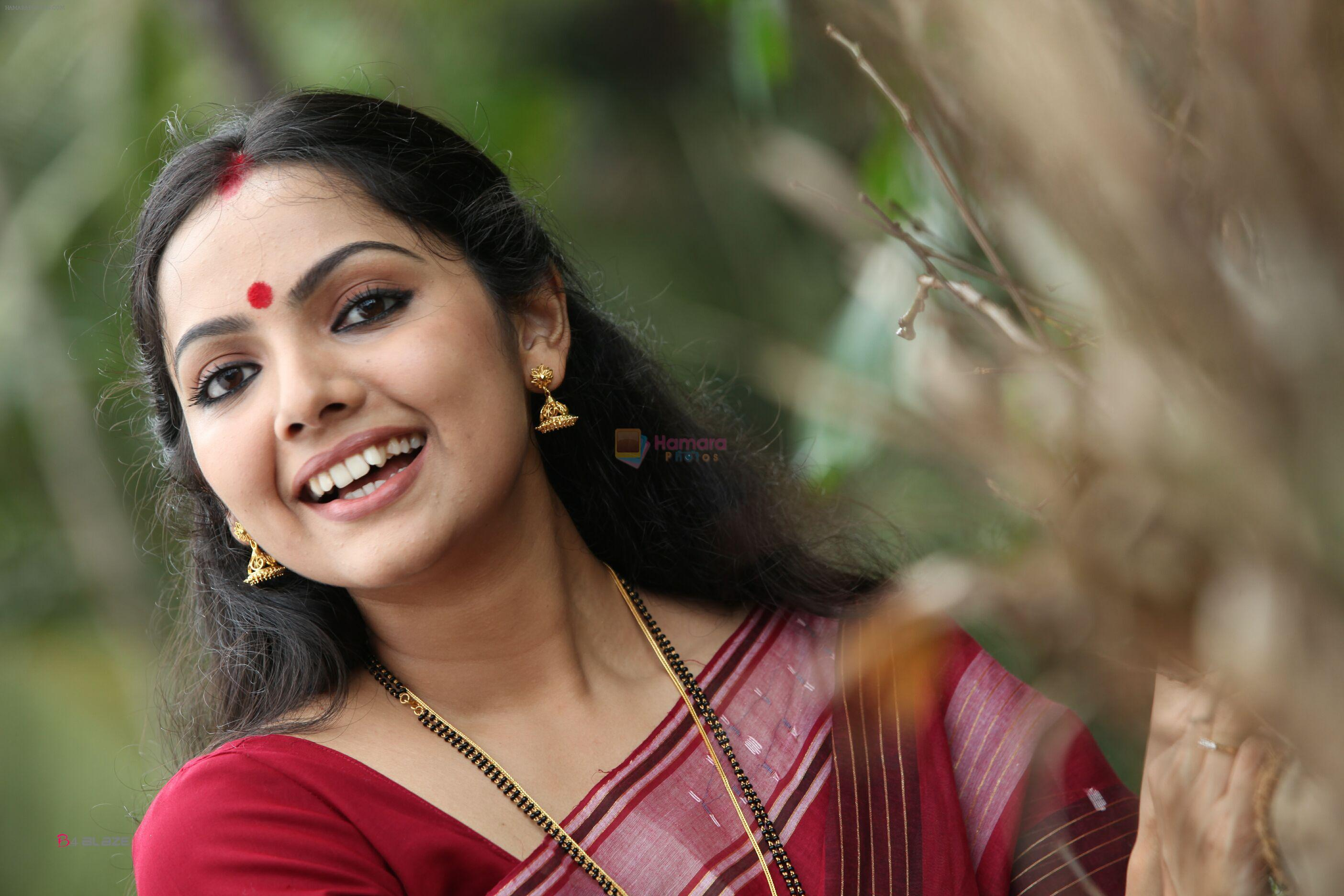 amvrutha Sunil in Swapna Sanchari Movie Stills shown to user