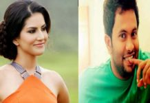 sunny leone and aju varghese in Rangeela