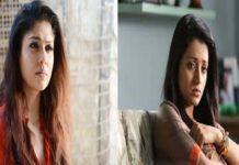 thayanthara and Trisha