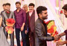 Actor, Director Ramesh Kanna Son Jashwanth Kannan Wedding Photos 2