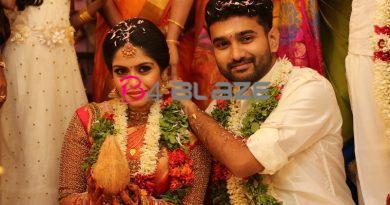 Actor, Director Ramesh Kanna Son Jashwanth Kannan Wedding Photos 4