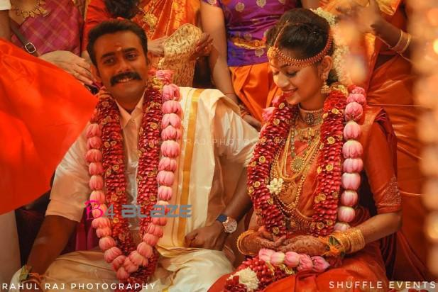 Arjun Ashokan Wedding Photos 1