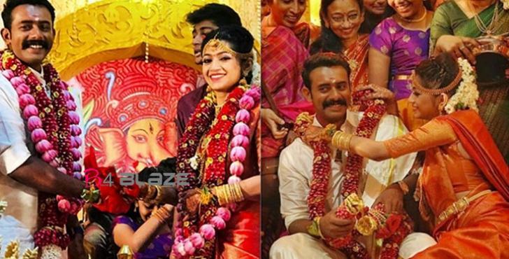 Arjun Ashokan Wedding Photos 13