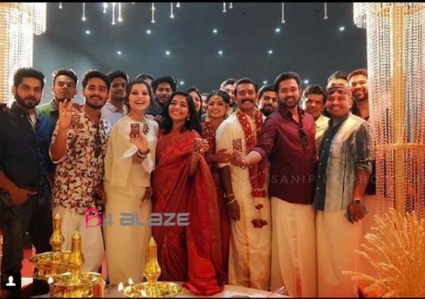 Arjun Ashokan Wedding Photos 14